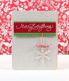 Simon Says Stamp Blog!: Merry Everything!