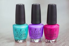 Great colors for summer!! I have the purple and pink already.... I need the turquoise!