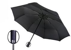 The Cat The Full Moon And A Starry Sky Compact Travel Umbrella Windproof Reinforced Canopy 8 Ribs Umbrella Auto Open And Close Button Customized