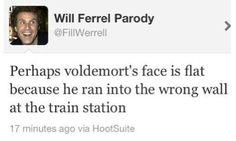 Lol. That would explain it.
