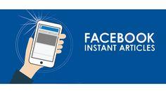 Facebook telah membuka publishing tool yang disebut dengan Artikel Instan Facebook untuk semua penerbit atau semua orang.   Pihak Faceb...