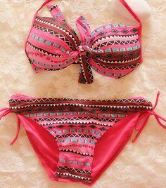 Sexy triangle bikini swimwear – Tepayi
