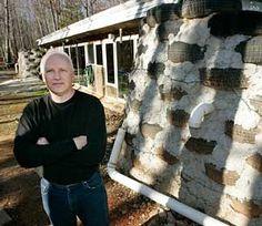 82 Tire House Ideas Earthship Earthship Home Earth Homes