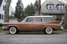 1958 Packard Station Wagon | Station Wagon Finder