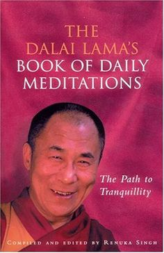 The Dalai Lama's Book of Daily Meditations by Dalai Lama XIV
