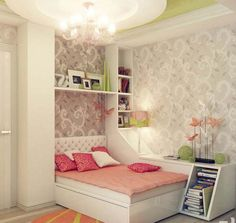 Ide Kamar Remaja Perempuan Sederhana » Gambar 410