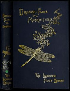 Dragon Flies vs. Mosquitoes: Can the Mosquito Pest be Mitigated? by State Library of Massachusetts