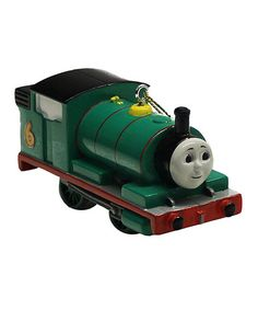 Another great find on #zulily! Green Thomas & Friends Ornament #zulilyfinds