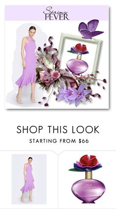 """Marc Jacobs' Lola"" by metter1 ❤ liked on Polyvore featuring beauty, Fame & Partners, Marc Jacobs and springscent"