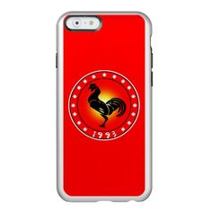 1993 Year of the Rooster Incipio Feather® Shine iPhone 6 Case