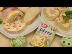 Vaječná pochúťka - recept na velkonočnú vaječnú tlačenku - VIDEO Ako sa to robí.sk
