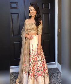 Indian Pakistani Ethnic Wedding Lehenga Choli Bridal Traditional Bollywood for sale online Indian Lehenga, Lehenga Choli, Anarkali, Bollywood Lehenga, Bollywood Wedding, Indian Bollywood, Indian Look, Indian Ethnic Wear, Indian Wedding Outfits