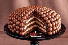 Görsellik ve Lezzet açısından mükemmel bir pasta .)