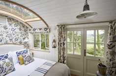 Hideaway Shepherds Huts at Buckland Abbey
