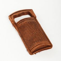 Chocolate Cheese Grater. Available from The Fine Cheese Co.