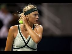Maria Sharapova VS Urszula Radwanska Highlight LA 2009 QF