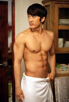 Song Seung Hun another Korean actor I like is all that and a bag of chips.