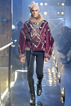 John Galliano Fall 2011 Menswear Collection Slideshow on Style.com