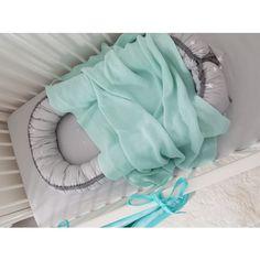 Bambusz kötött takaró - menta Blanket, Products, Mint, Blankets, Cover, Comforters, Gadget