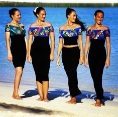 Cook island women
