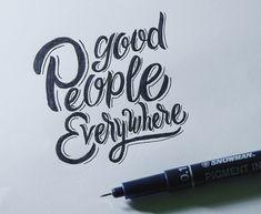 Good People Everywhere by Wahyu Andi