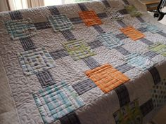 Another great boy quilt