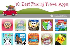 10 Best Family Travel Apps | agrandelife.net