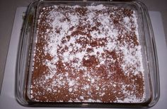 Lebkuchen is an old German recipe that resembles ginger bread without the ginger. I've made this for my family, and it is good. Originally, it was made as a Christmas cake by families every year. Dutch Desserts, Just Desserts, Delicious Desserts, Amish Recipes, Cake Recipes, Dessert Recipes, Christmas Bread, Christmas Desserts, Christmas Baking
