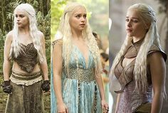 Daenerys Targaryen for halloween maybe?