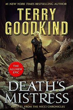 DEATH'S MISTRESS de Terry Goodkind