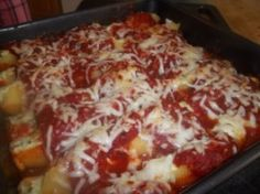 Recipe: Stuffed Shells: Easy And Delicious