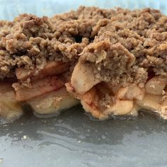 My Cecelia: Top 8 Allergen Free Baking — Autumn and it's time for apple crisp Fall Fruits, Crumble Topping, Apple Crisp, Sweet Desserts, Cravings, Chill, Easy Meals, Tasty, Weather