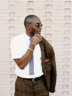 yasiin bey (mos def) . los angeles ++ photography by : nicholas haggard