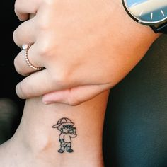 When people ask me about this tattoo: 'like you know… whatever' // badass Lisa Simpson