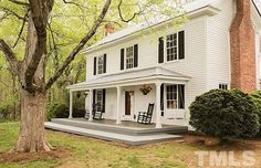 Turn of the Century Farmhouse