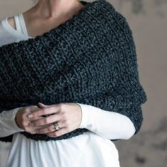 LEADERSHIP : Women's Cowl Knitting Pattern