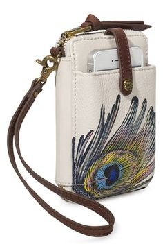 perfect for a concert or night out when I don't want a big handbag  Elliot Lucca Smartphone Wristlet available at #Nordstrom