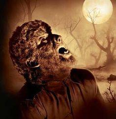 Lon Chaney as The Wolf Man - Universal Studios Home Entertainmen