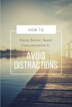 Effective study can only be achieved if you're able to focus your complete attention on what youare trying to learn. If youare unable to concentrate fully on what youare doing because you're constantly being distracted, or your thoughts are going elsewhere, your process of learning will be interrupted. Concentration is the ability to focus all…