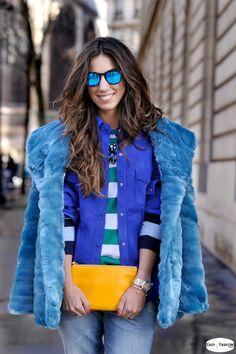 Easy Fashion: Luiza / Hôtel de Ville / Paris