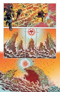 james stokoe avengers 100th anniversary special marvel