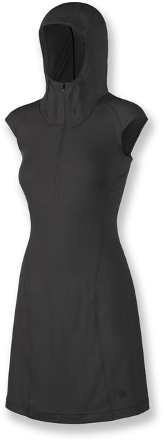 my version of work out wear - Lucania Dress