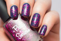 Pretty Serious Splash of Flash Collection � Swatches