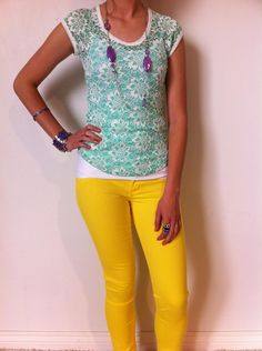 Flora Lace Overlay Blouse