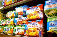 Baby Food, Nestle and Bledina