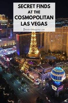 Planning for your Las Vegas trip Try out some of these secret finds at the Cosmopolitan Las Vegas - luxury travel destinations luxury travel beautiful places luxury travel ideas weekend getaway ideas travel destinations usa travel destinations in th New Travel, Luxury Travel, Travel Usa, Family Travel, Work Travel, Ultimate Travel, Us Travel Destinations, Family Vacation Destinations, Vacation Ideas