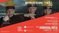 2016 UCM Master Class MAVDIG Audiovisual Digital Sesión 2