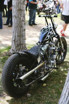 Shovelhead chopper