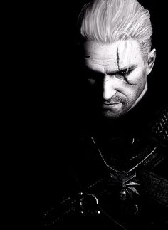 """ Freak, Vagrant, Mutant, Gwynbleidd, White One, White Wolf Geralt of Rivia. """
