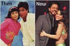 the actress who played SRK's daughter in Kuch Kuch Hota Hai